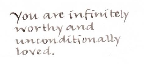 infinitely-worthy